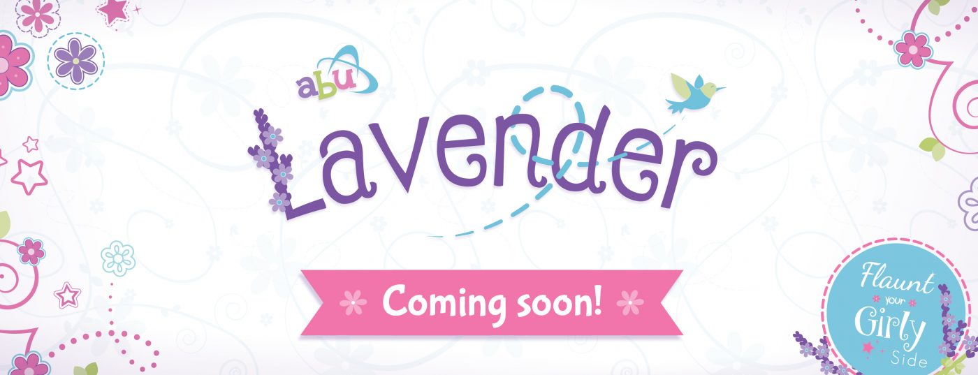Lavender Coming Soon Banner